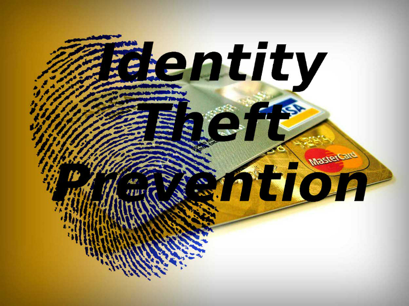 Cyber Security - Identity Theft