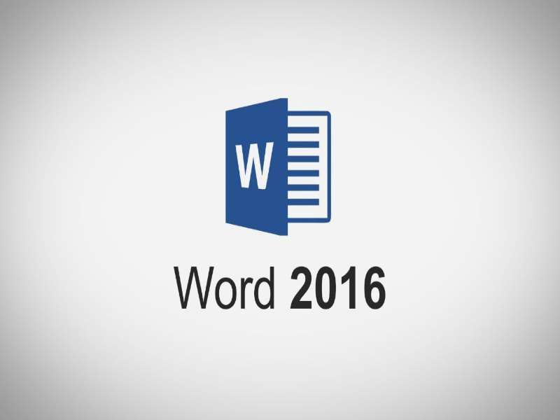 Word 2016 - Level 1 - Introduction and Basics