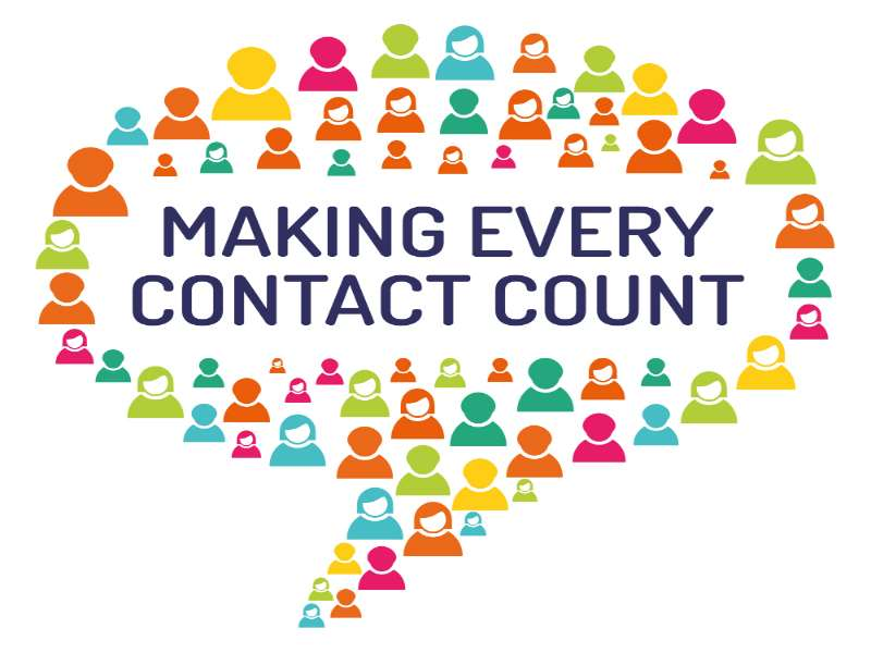 Making Every Contact Count - Supporting Winter Warmth