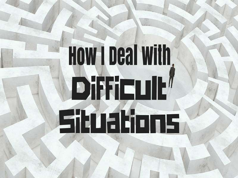 Difficult situations - a guide to dealing with problems