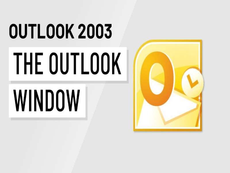 Outlook 2003 Advanced