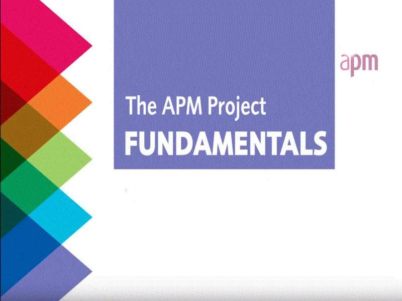 APM Project Management Qualification