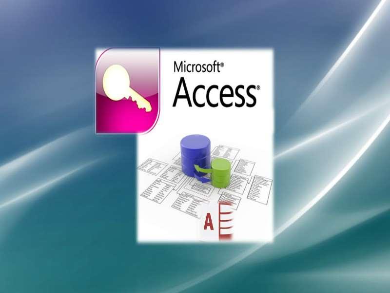 Access 2010 Intermediate