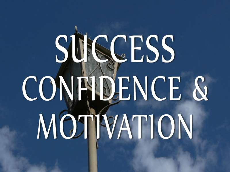 Motivation and Confidence