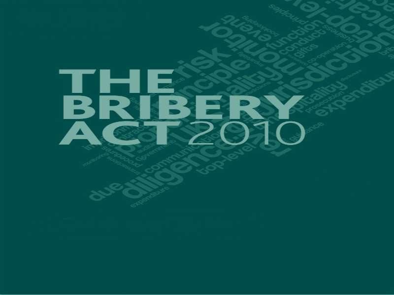 Bribery Act 2010 Essentials