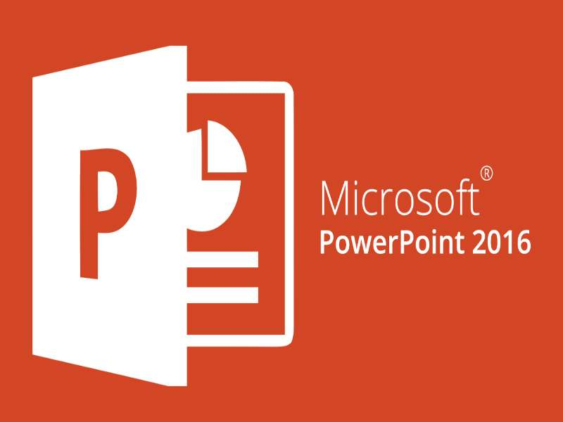 MS PowerPoint 2016: Advanced
