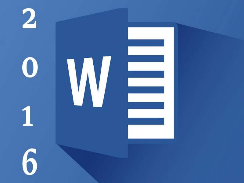 Word 2016 - Level 6 - Objects and Printing