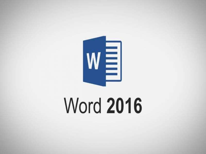 Word 2016 - Intermediate - Part 2