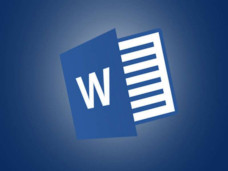 Word 2003 Introduction