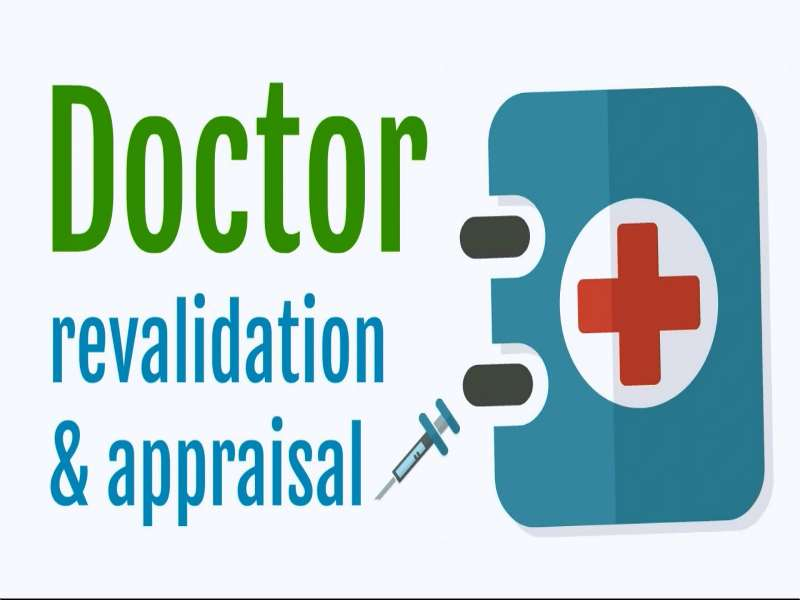 Appraisal for Revalidation