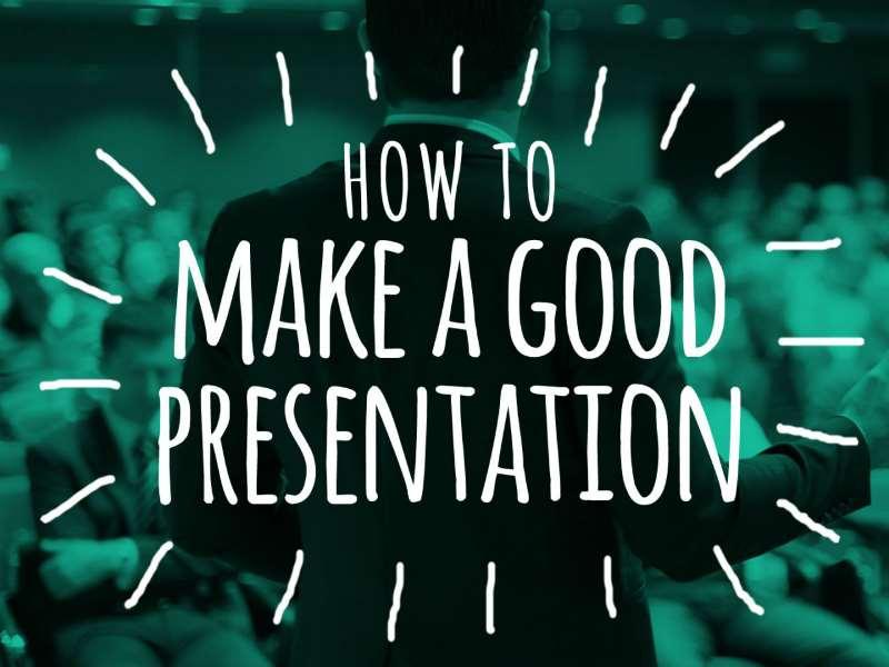 Making Dynamic Presentations
