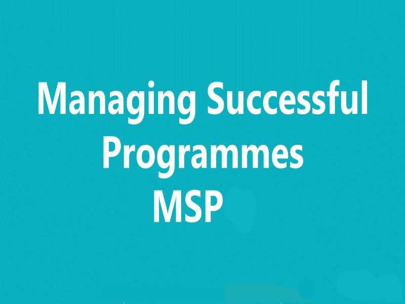 MSP Programme Management - Foundation