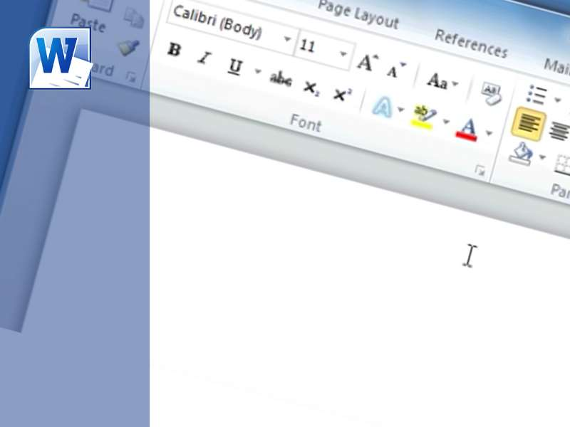 MS Word 2010: Intermediate