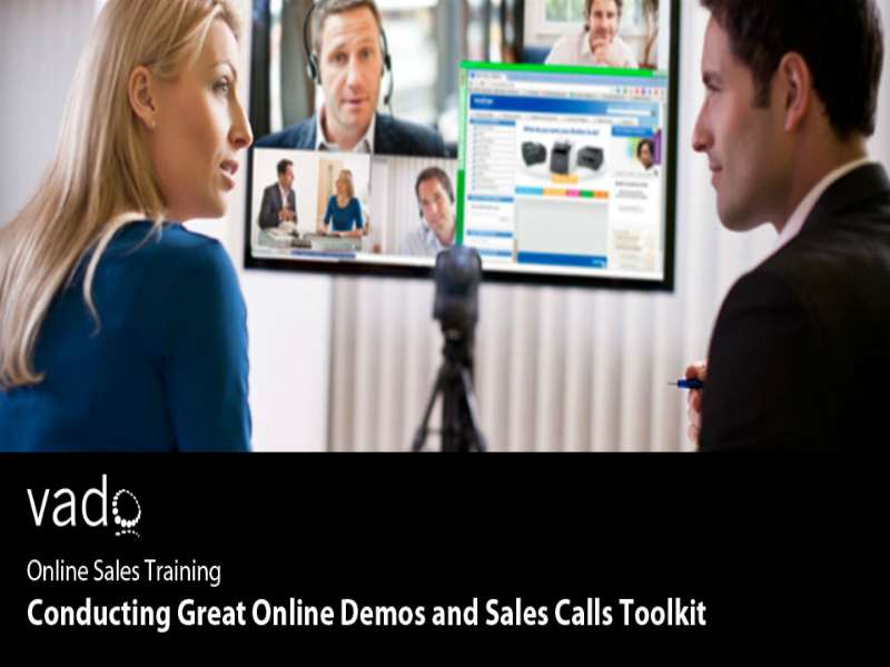 Conducting Great Online Demos and Sales Calls Toolkit