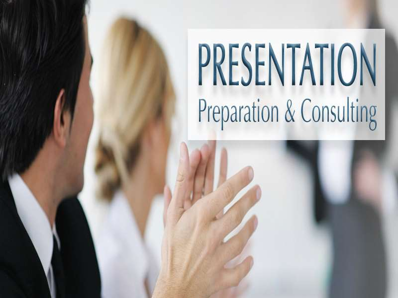 Presentation Preparation and Structure
