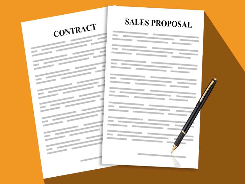 Writing Sales Proposals