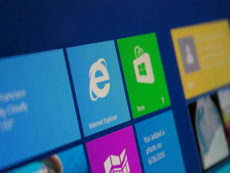 Internet Explorer 11 - Tools, Search and Printing