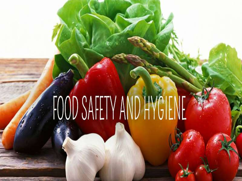 Food Safety and Hygiene Level 2