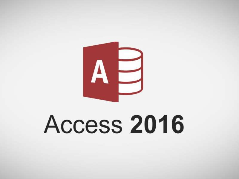 Access 2016 - Level 4 - Building Forms