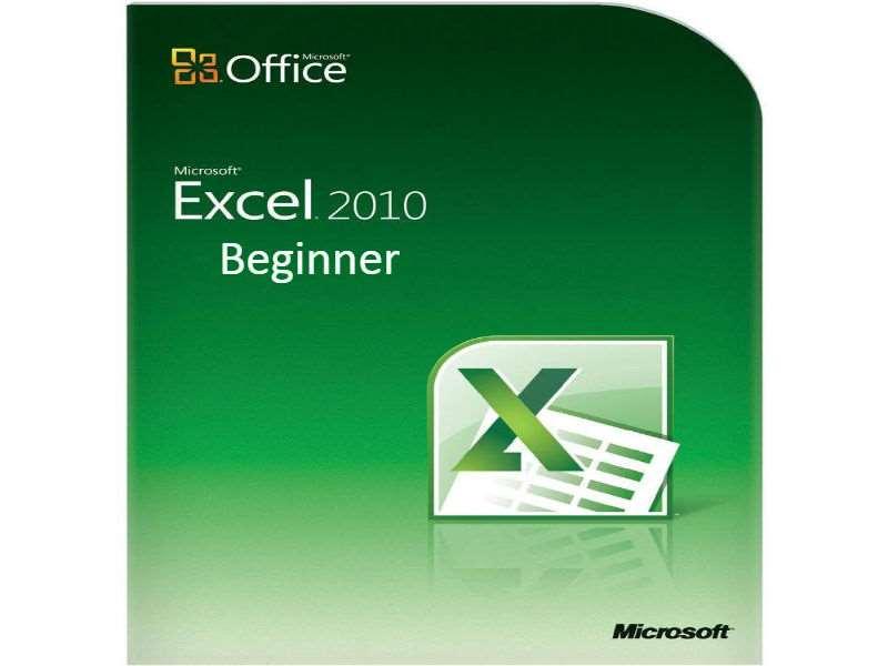 Excel 2010: Beginner