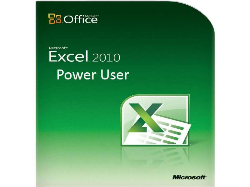 Excel 2010 Power User