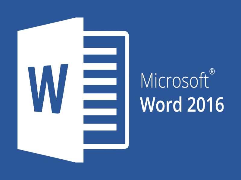 MS Word 2016: Advanced