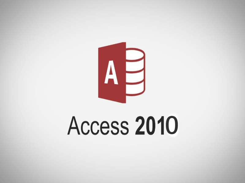 Access 2010 Advanced