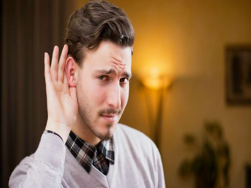 Two ears; one mouth - Developing your listening skills