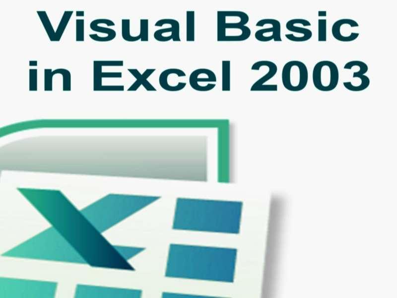 Excel 2003 Intermediate
