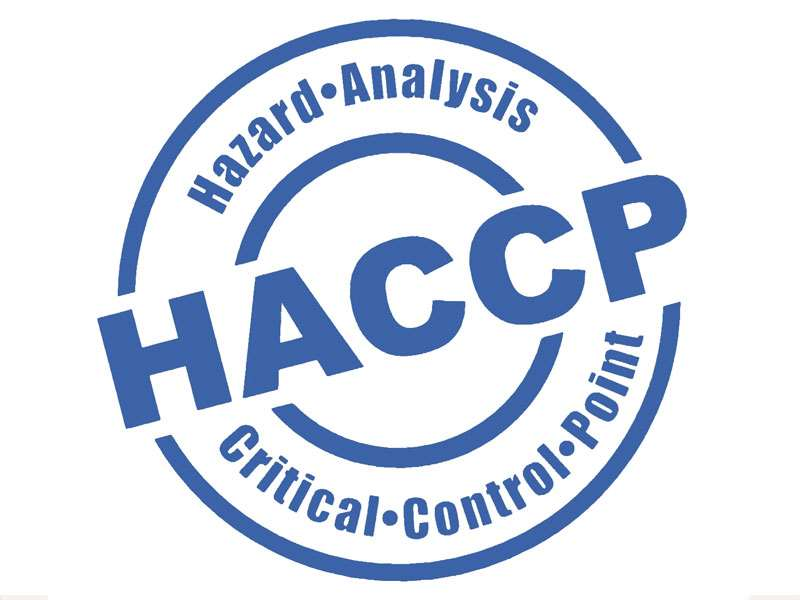 Level 2 Award in HACCP