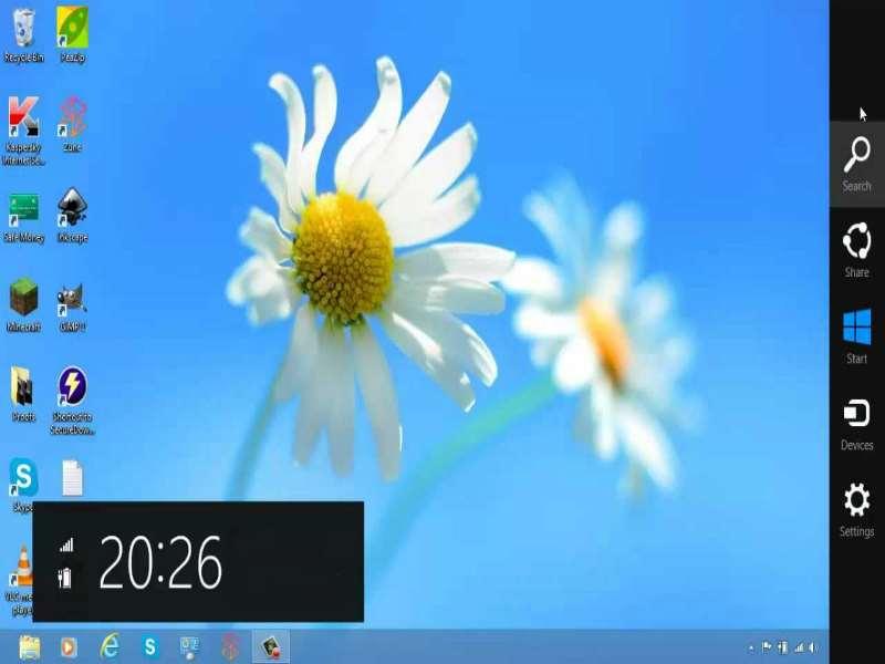 Windows 8.1 - Level 1 - Desktop and Windows Settings