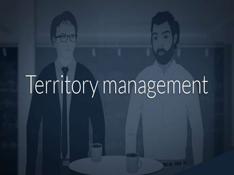 Sales, Time and Territory Management