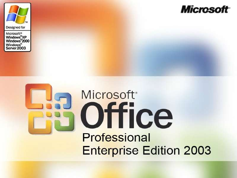 Microsoft Project 2003 Introduction