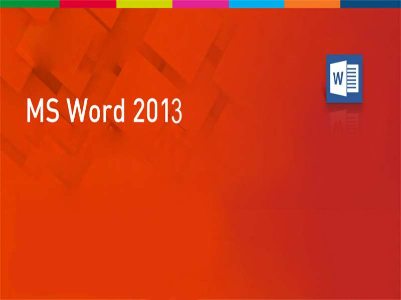 Word 2013: Intermediate