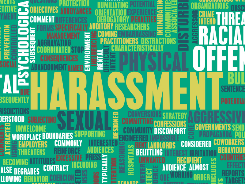 Bullying and Harassment for Staff