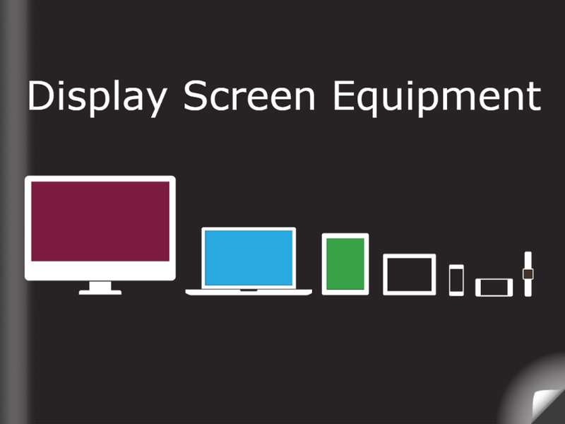 Display Screen Equipment Workstation Assessment
